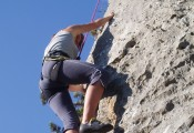 Organizacja wspinaczki skałkowej z instruktorem