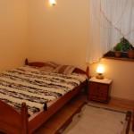 Apartament Kominkowy - Sypialnia