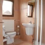 Apartament Różowy - łazienka