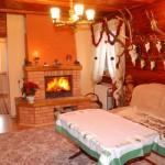 Apartament Kominkowy Salon