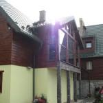 Pensjonat Domek Myśliwski